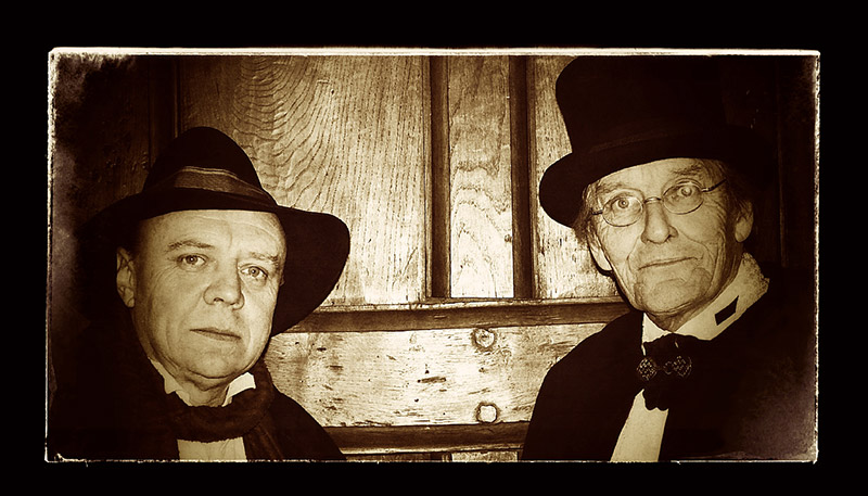 Dorchester ghost walk - Gallarus and Chisolm