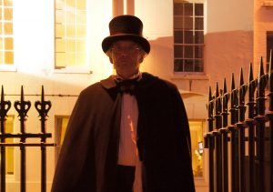 Dorchester ghost walk gallery - Alistair