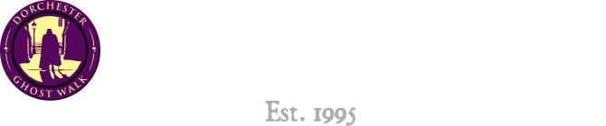 Dorchester ghost walk logo